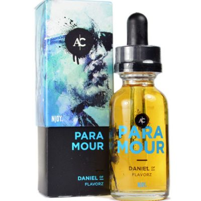 Paramour, artist collection, orange e juice, vapeways, vape shop kildare, vape shop portarlington, vape shop newbridge, Njoy