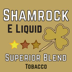 Superior Blend Tobacco eliquid, Shamrock eliquid, vapeways ejuice, hale Superior blend, 50/50 eliquid