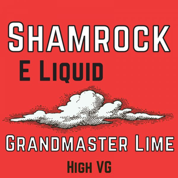 Grand Master Lime | Shamrock E Liquid | Vapeways | Vape Shop