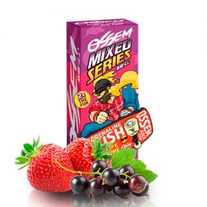 Ossem Strawberry Blackcurrant